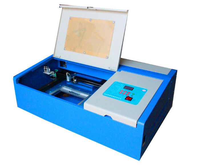 Portable Laser Engraving Cutting Machine 3020 For Fiber Wood Glass Acrylic MDF Leather